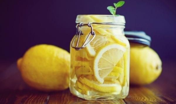 Rezept eingelegte Salzzitronen - Entdeckermagazin - Miomente