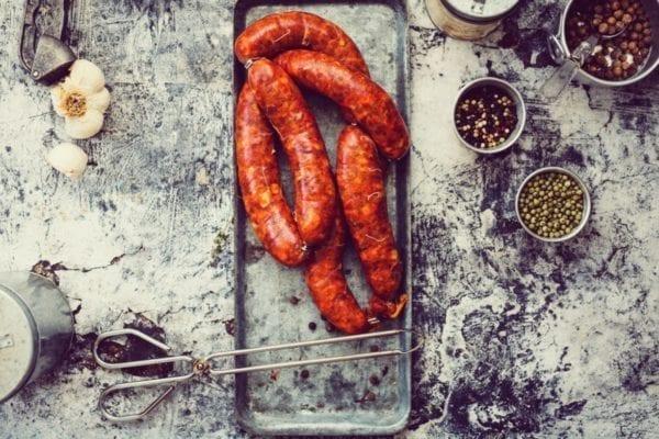 Wurst vom Grill - Die Grillsaison ist eröffnet - Salsiccia - Entdeckermagazin - Miomente