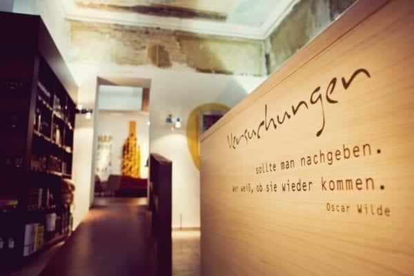 Spiritosen- & Weintasting bei Sebastian Gollas im Delicious Berlin - Miomente Entdeckermagazin