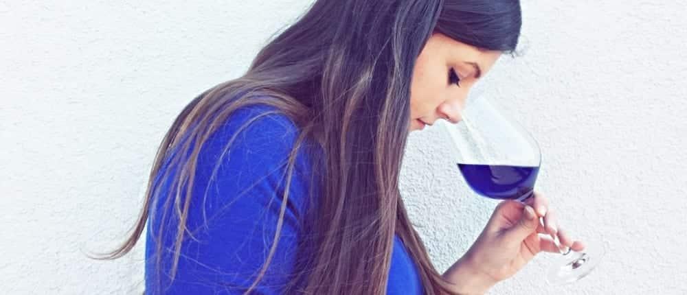 Blauer Wein Gik –Miomente