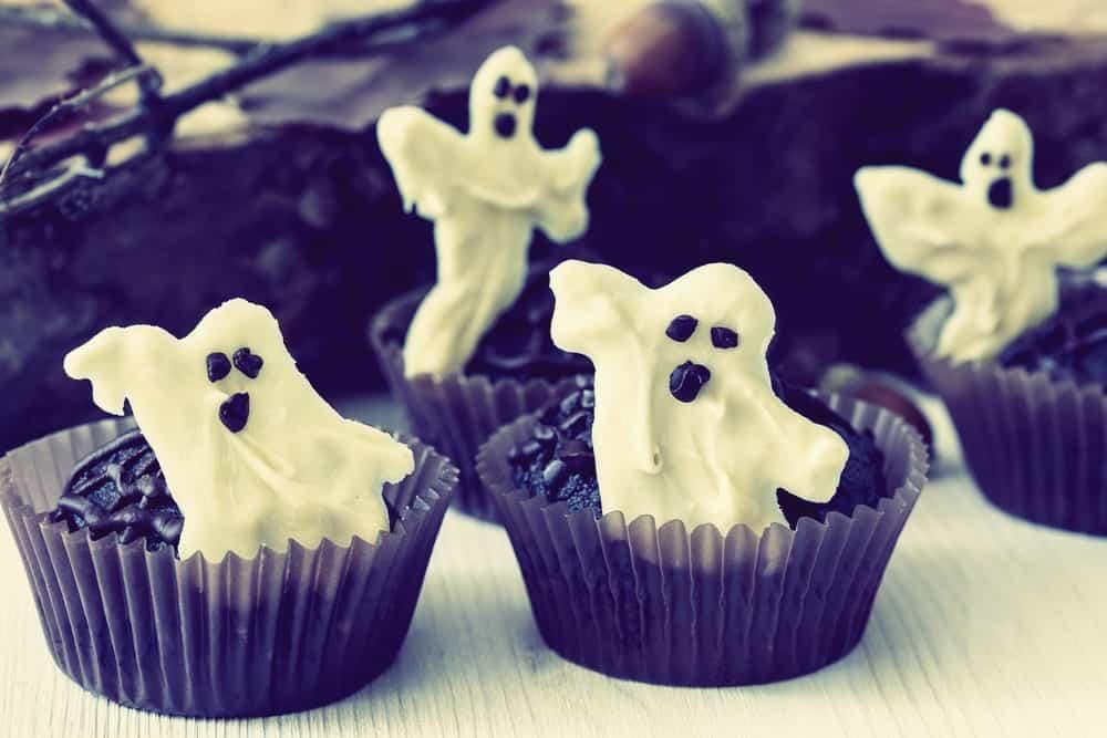 Gespenster-Muffins - Entdeckermagazin Miomente