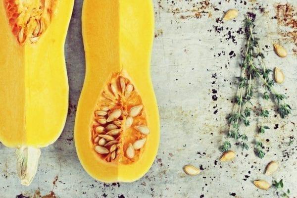 Butternuss-Kürbis für Kürbis-Hummus - Entdeckermagazin - Miomente