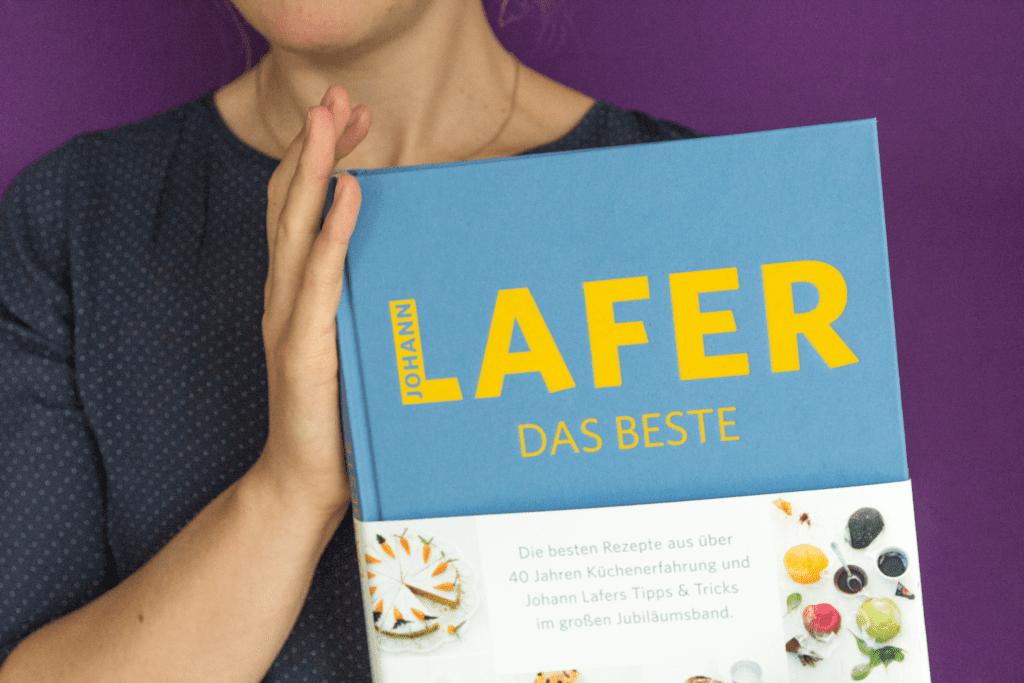 LAFER - das Beste: das neue Kochbuch von dem österreichischen Profikoch Johann Lafer | Miomente Entdeckermagazin