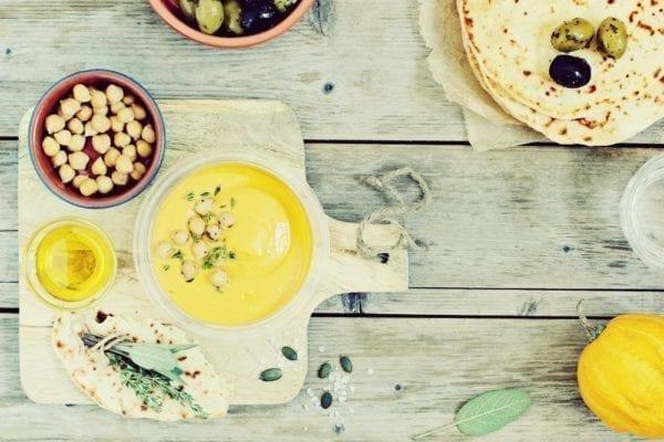 Rezept für Kürbis-Hummus - Entdeckermagazin Miomente