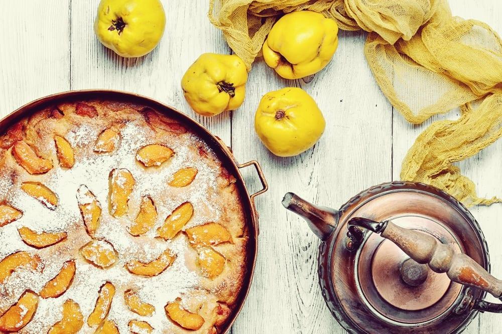 Leckerer Quitten-Kuchen - Entdeckermagazin - Miomente