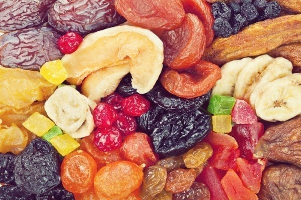 Food-Trends 2018: Trockenfrüchte - Entdeckermagazin - Miomente