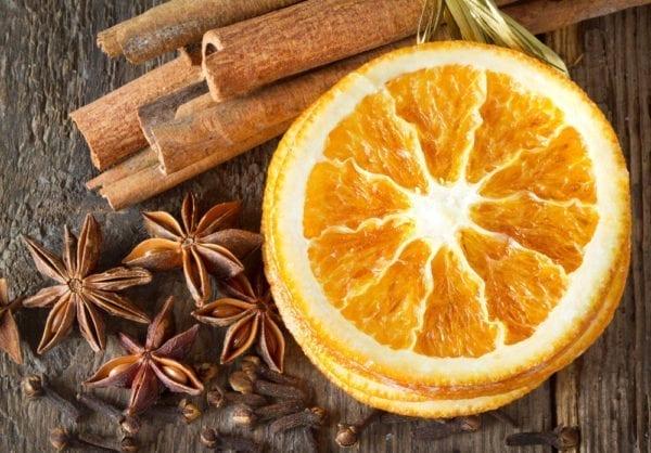Gewürze für traditionelle Pepparkakor