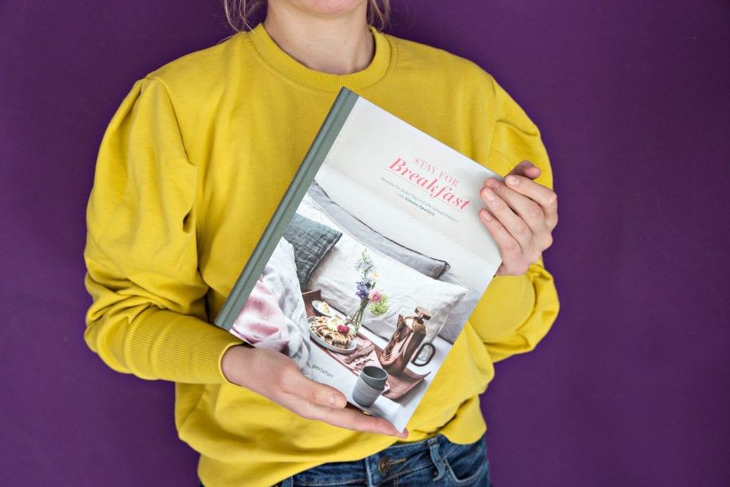 Kochbuch Stay in Breakfast von Simone Hawlisch –Herzhafte und süße Frühstücksideen | Miomente Entdeckermagazin