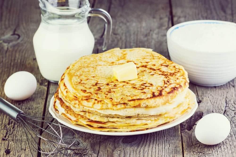 Wie mache ich Pfannkuchen? Eine Schritt für Schritt-Anleitung