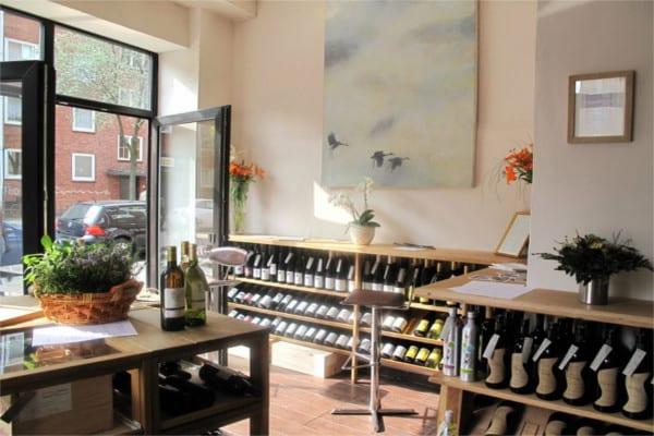 Die Weingaleristen – Eventlocation in Hamburg