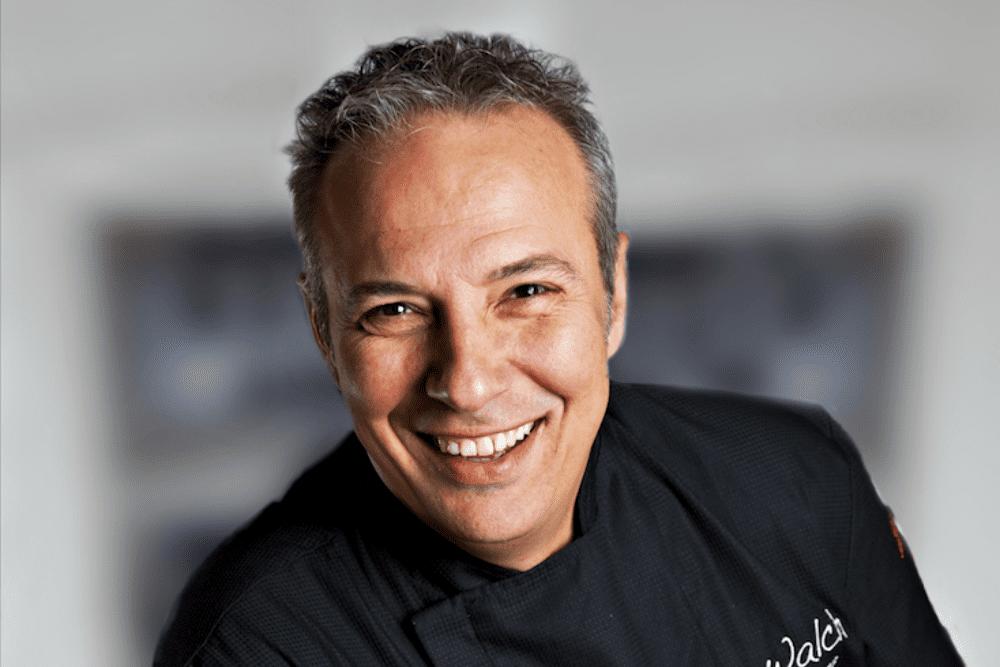 Bio-Koch & Küchenkünstler Stefan Walch