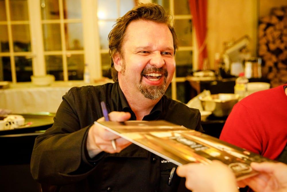 Gastronom & Grillmeister: Christian Lehner