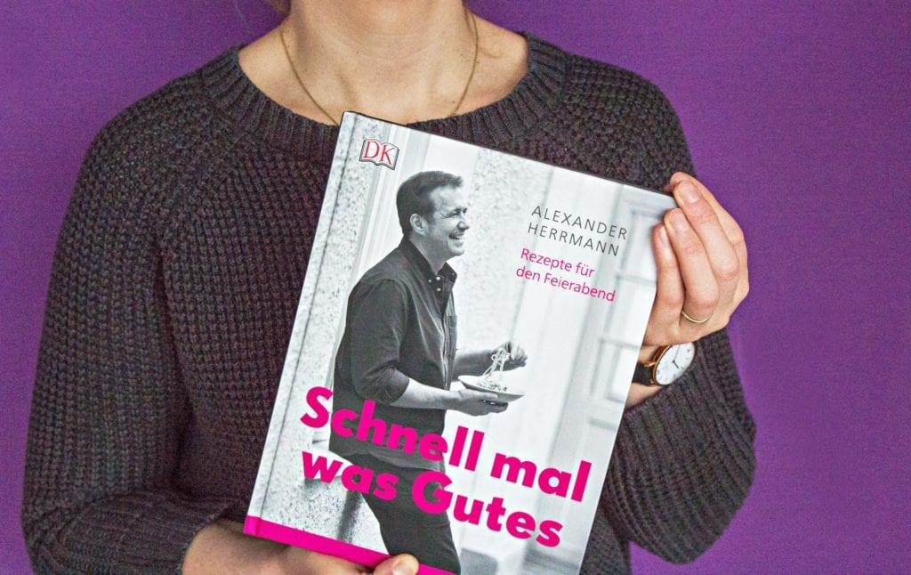 Schnell mal was Gutes von Alexander Herrmann | Kochbuch | Entdeckermagazin Miomente
