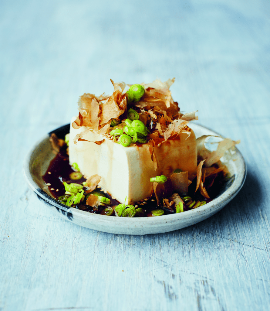 Tofu-Rezept aus dem Kochbuch Japaneasy – Entdeckermagazin - Miomente