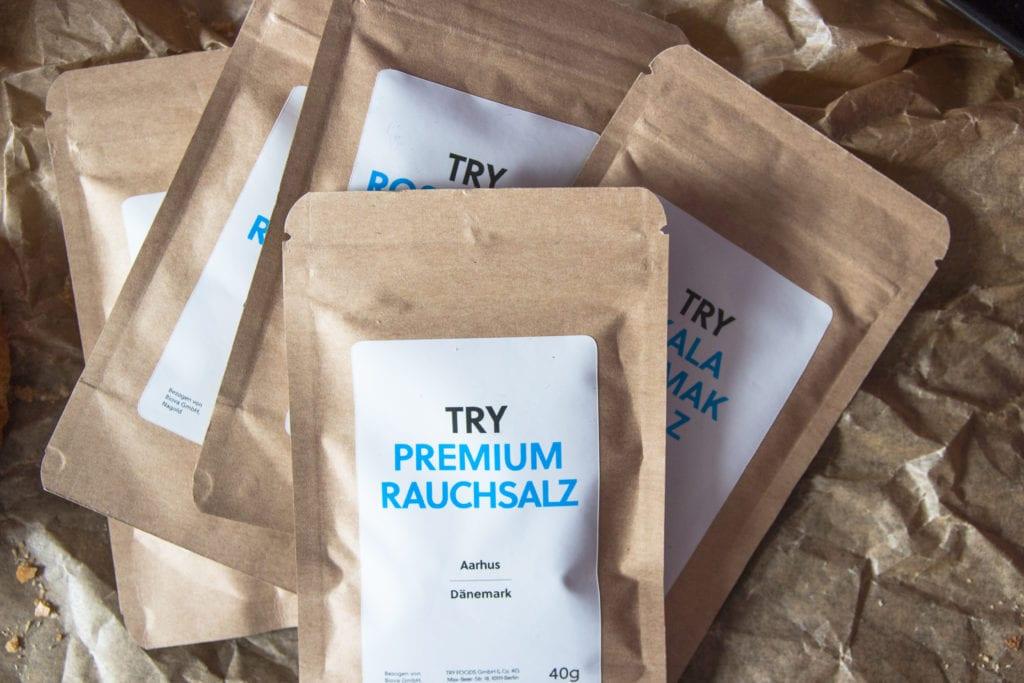 Try Foods - Try Salz - 5 Salze im Test - Entdeckermagazin - Miomente