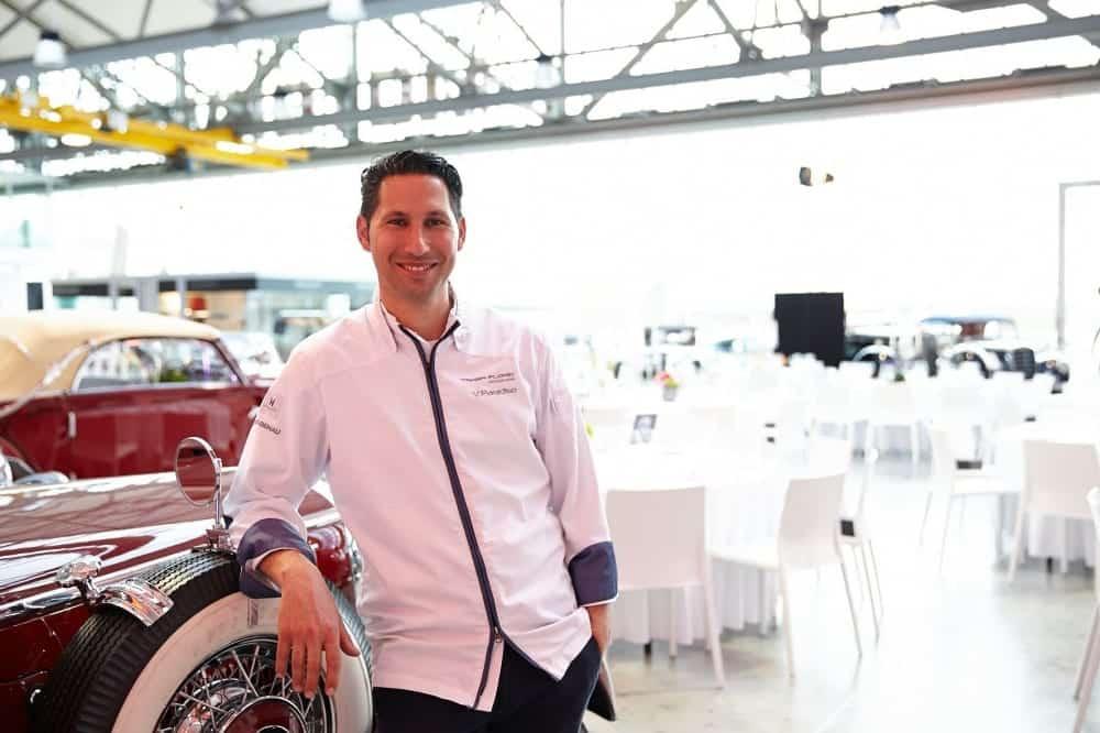 Chef de Cuisine: Vincenzo Paradiso