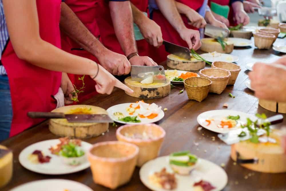 Asia-Kochkurse von Miomente