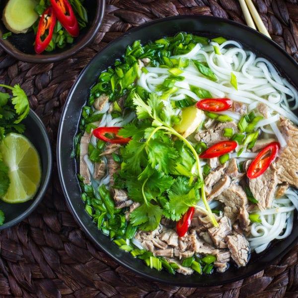 Originalrezept für Pho Bo Hanoi