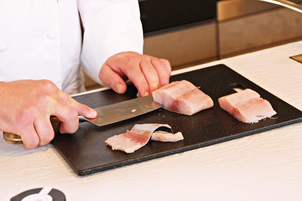 Markus Kieslich – so brate ich Fisch richtig – Rezept Cobiafilet – Entdeckermagazin - Miomente