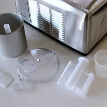 Eis selber machen: Eismaschine Emma - Entdeckermagazin Miomente