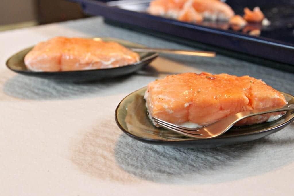Markus Kieslich - Rezept: lauwarmer Fisch aus dem Ofen - Entdeckermagazin Miomente