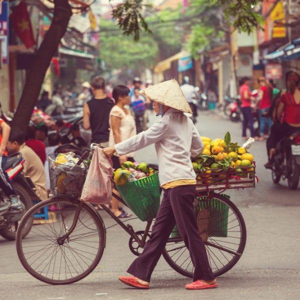 Pho Bo gehört fest in jede vietnamesische Garküche