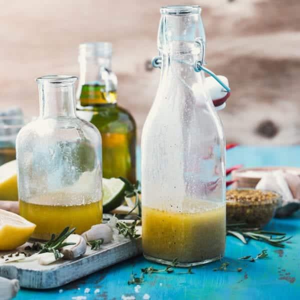 Salatvinaigrette - Schritt für Schritt-Anleitung