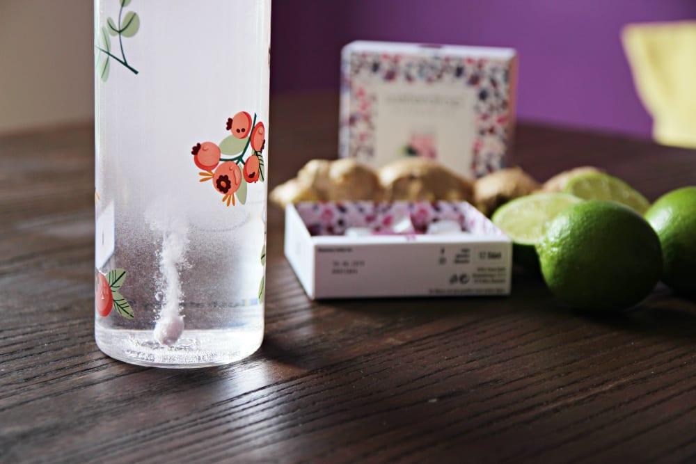 Im Test: Waterdrop - Flasche und Drops | Entdeckermagazin Miomente