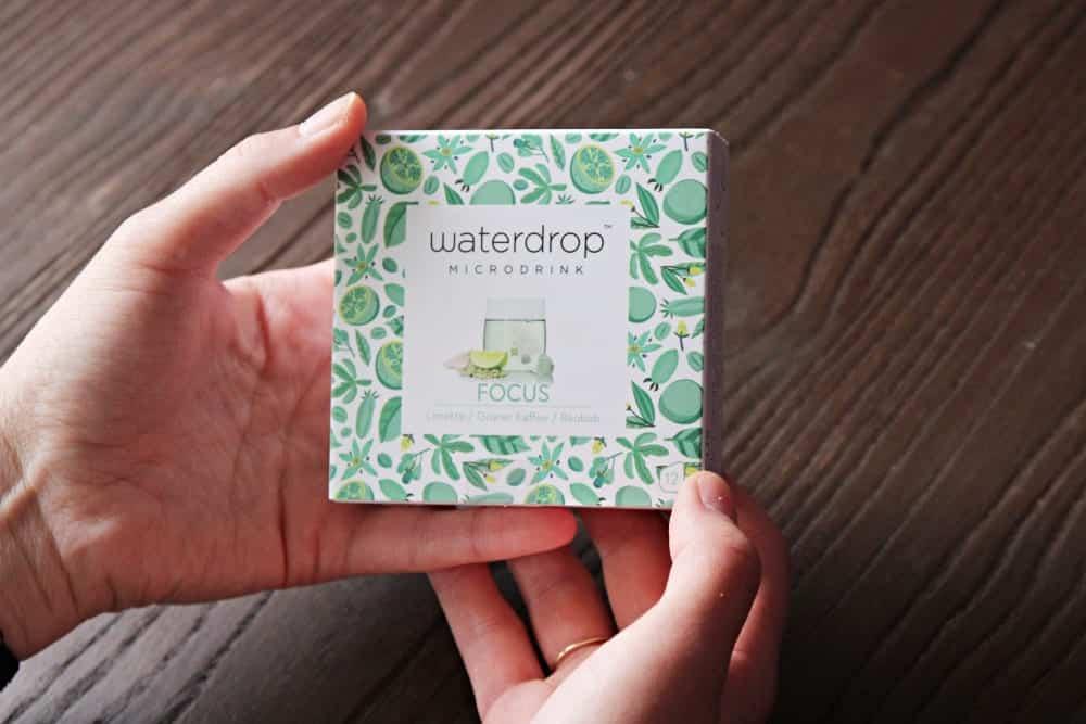 Im Test: Waterdrop - Focus | Entdeckermagazin Miomente