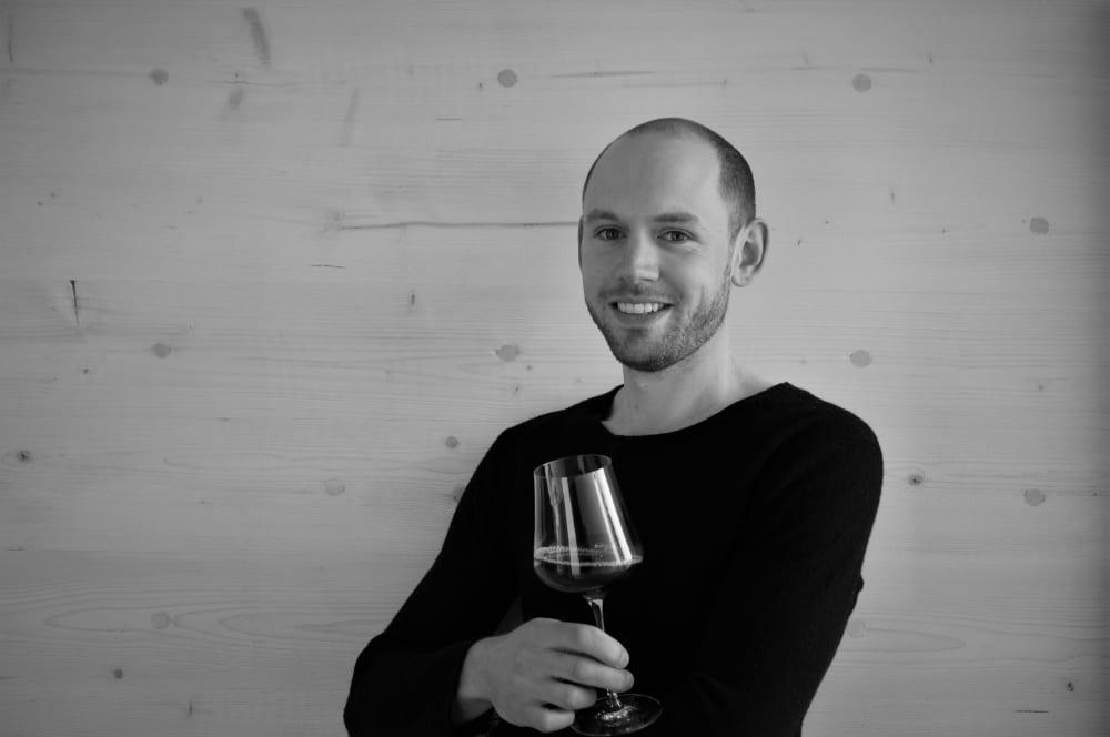 Wein-Experte Marcel Idler