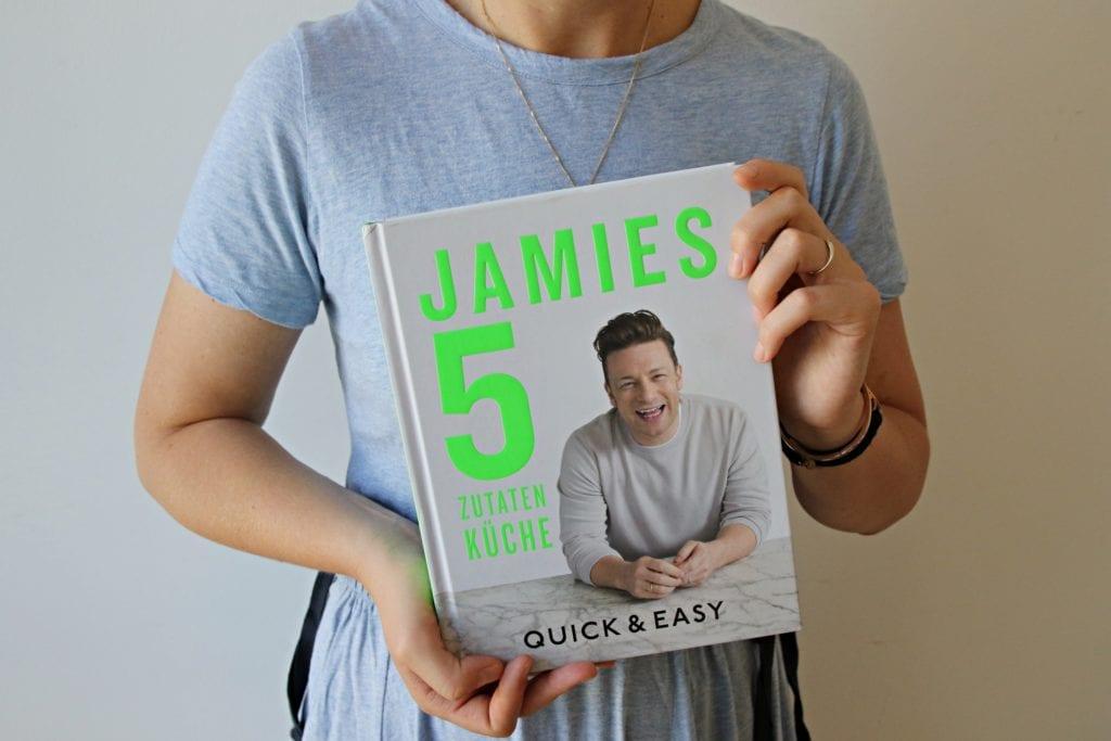 Neues Kochbuch von Jamie Oliver | Jamies 5 Zutaten-Küche | Entdeckermagazin Miomente