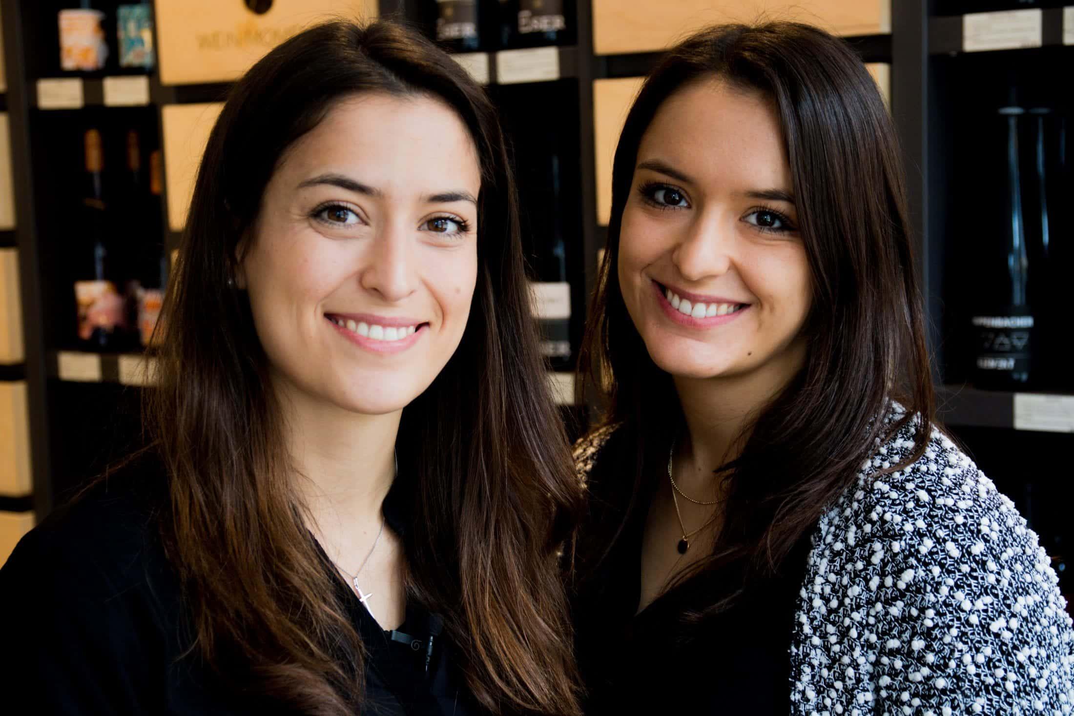 Wein-Expertinnen Mona & Anna-Lisa Wenzler
