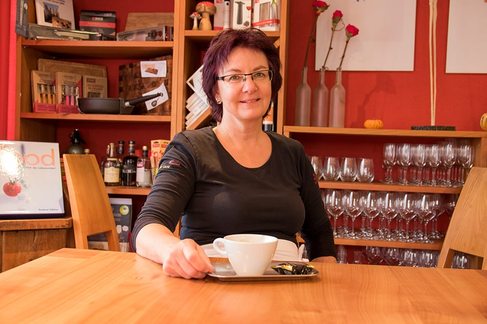 Köchin Sonja Lenz