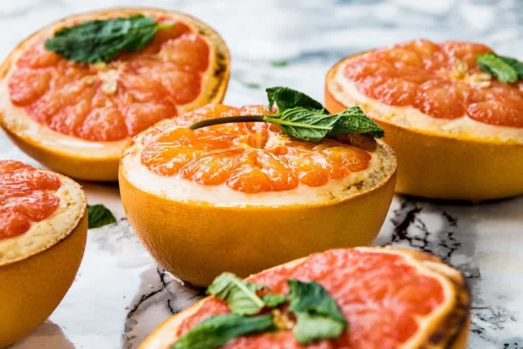 Rezept-Video gratinierte Grapfruits | Entdeckermagazin Miomente