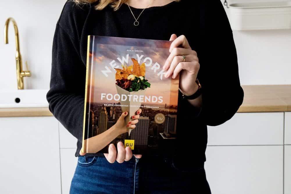 Rezept aus dem GU Kochbuch New York Foodtrends | Entdeckermagazin Miomente