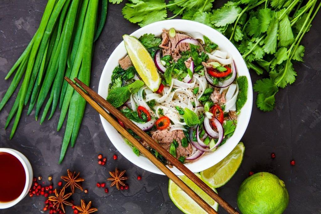 Die wichtigsten Kräuter der Asia-Küche