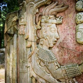 Eine versunkene Hochkultur: die Maya