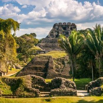Die Maya-Ruinen von Xunatunich