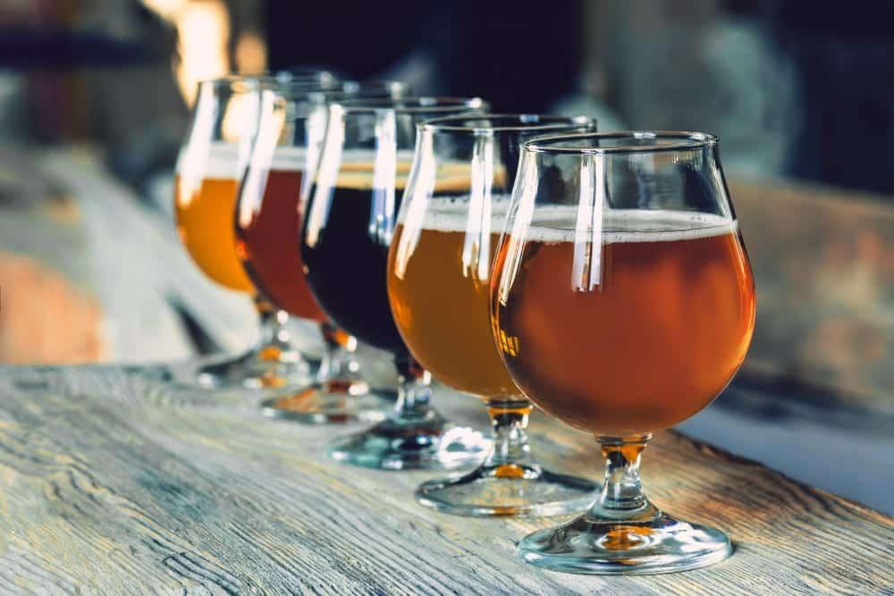 Olly Masion Bartender Craft Bierprobe