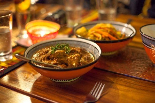 Kulinarisch auf Safari