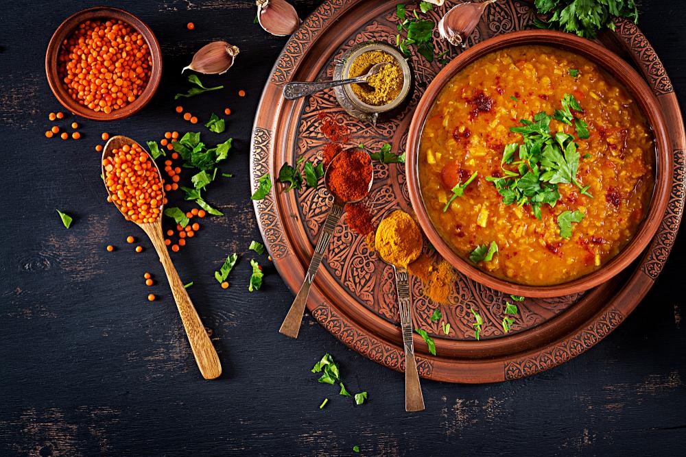 Die Ayurveda-Küche - Herten