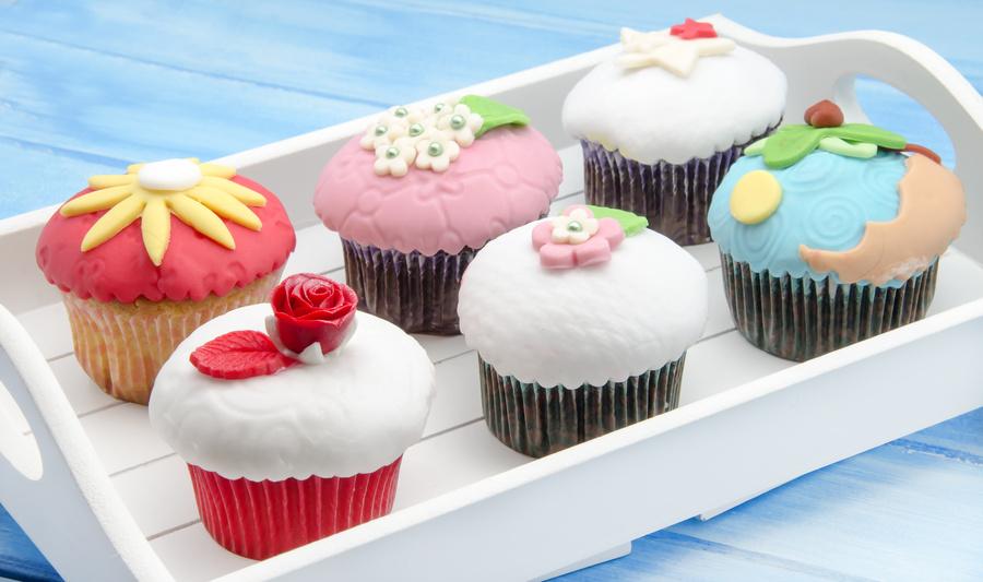 Cupcake-Basics