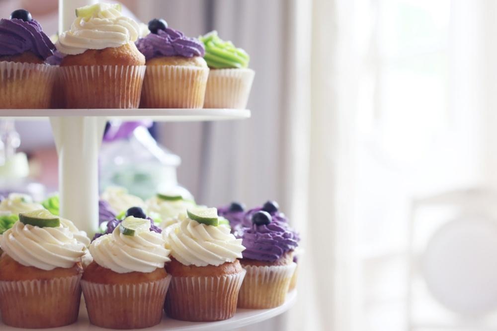 Große Cupcake-Liebe