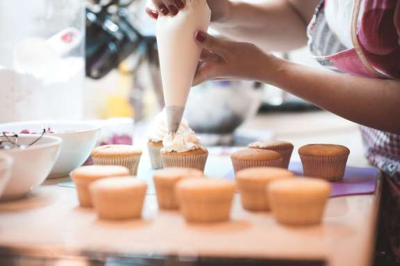Backkurs Köln – Cupcake-Toppings