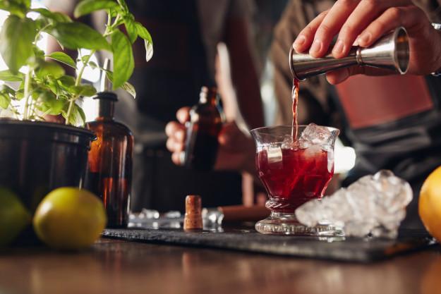 JGA mit Cocktailkurs - Cocktails mixen