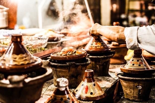 Köstliche Nomadenküche