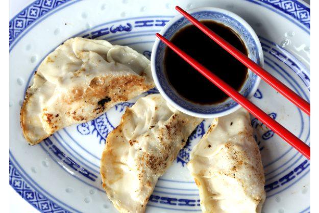 Asia-Kochkurs Köln – gebratene Dumplings