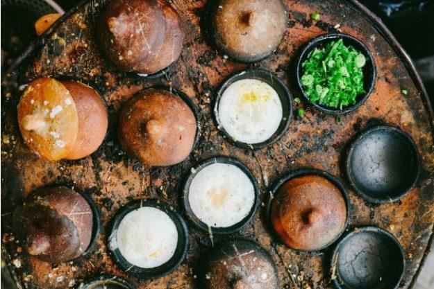Asia-Streetfood Kochkurs Köln – Asiatische Fladen