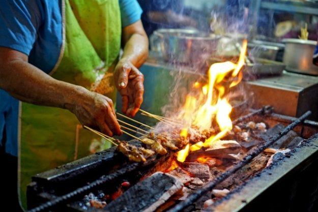 Asia-Streetfood Kochkurs Köln – Grill