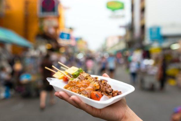 Asia-Streetfood Kochkurs Köln – Häppchen